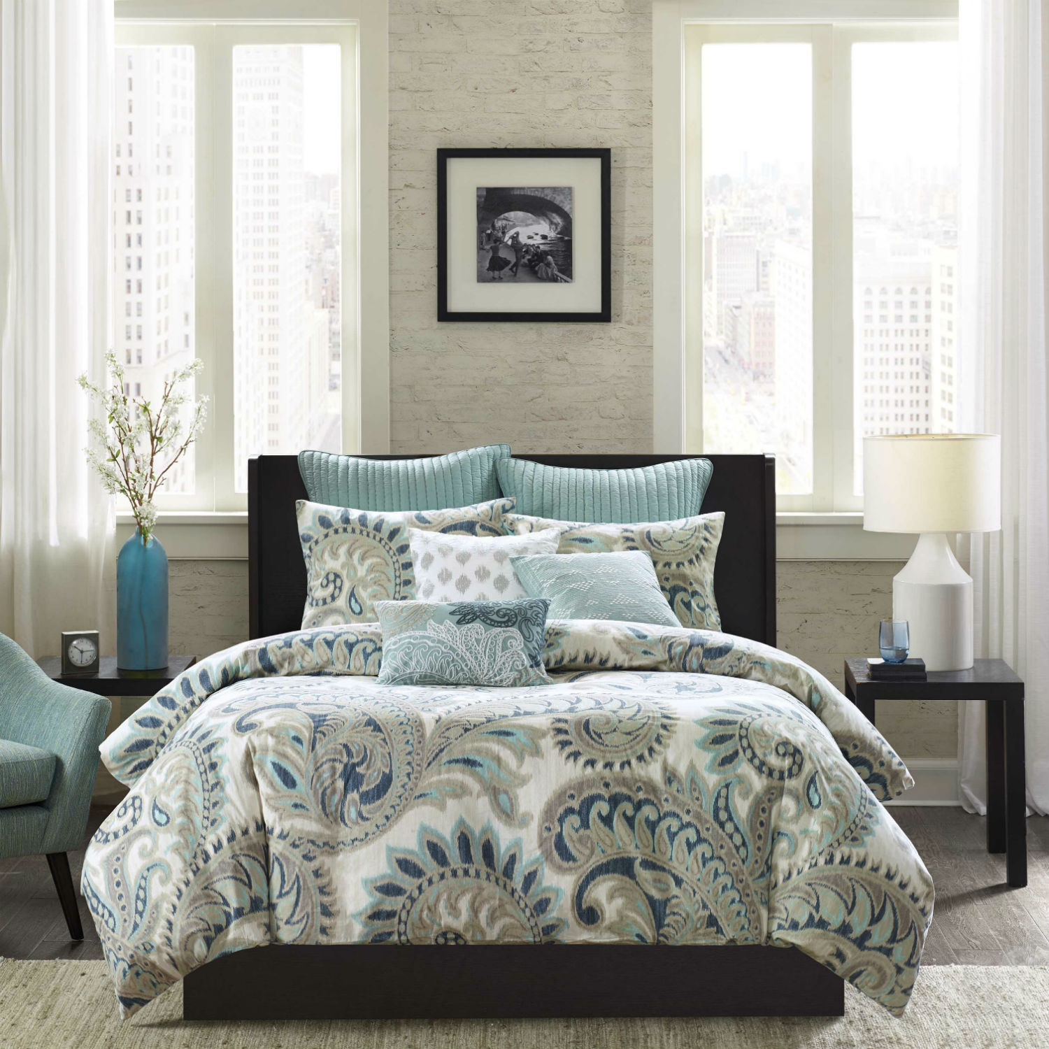 Mira By Ink Amp Ivy Bedding Beddingsuperstore Com