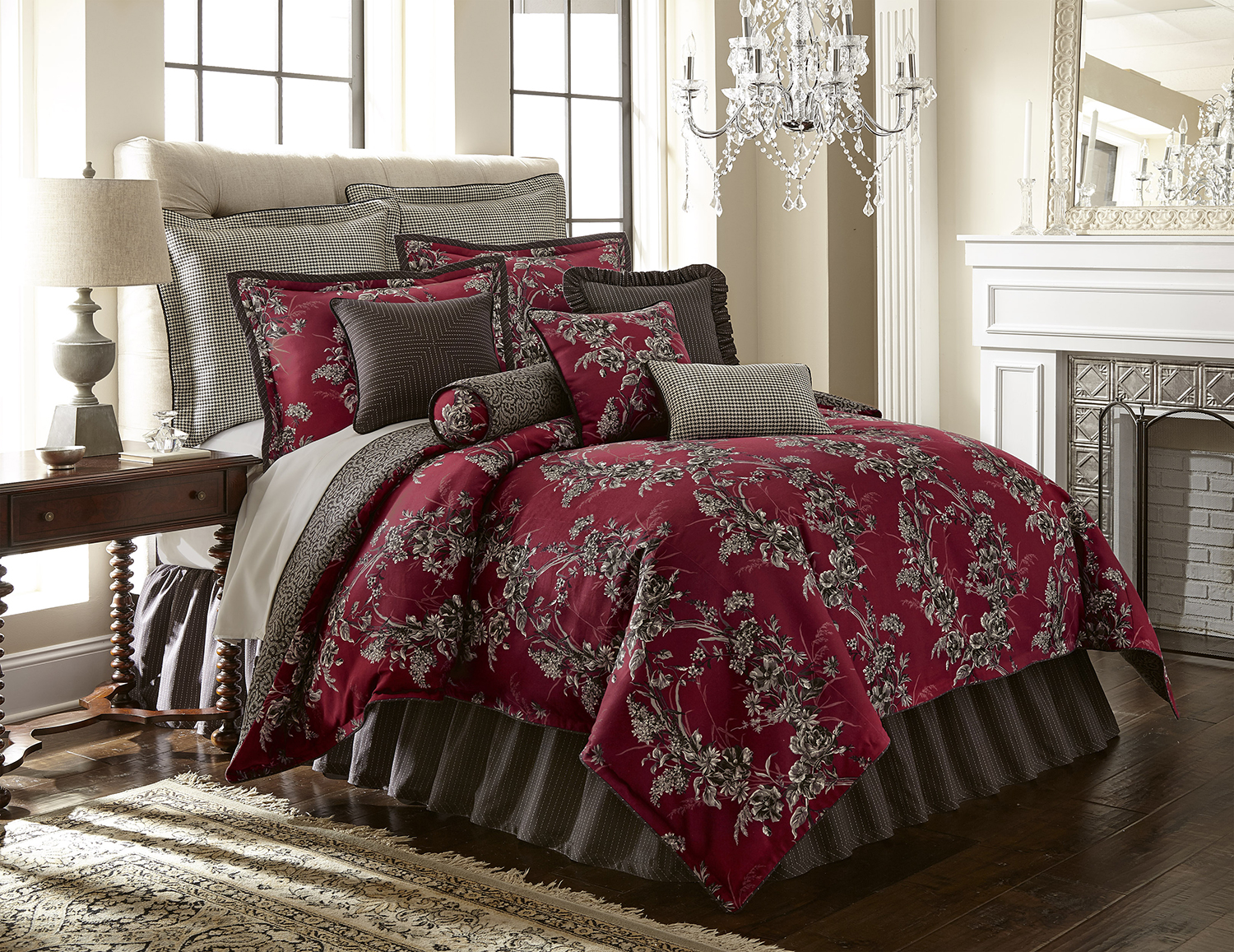 New Castle By Rose Tree Bedding