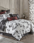 Toile Back in Black by Colcha Linens *NEW*